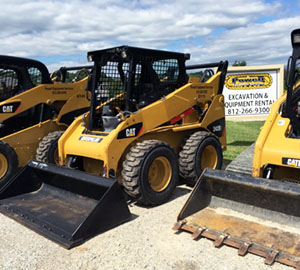 About Powell Equipment Rental - Sunman IN