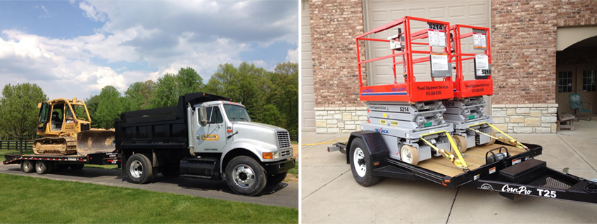 Sunman Indiana Equipment Rental Delivery Services