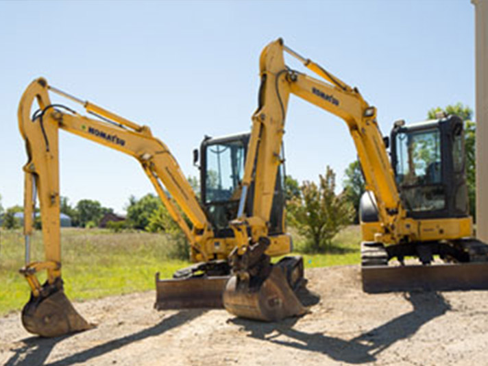 Komatsu Equipment for Sale