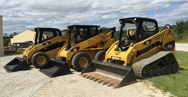 Caterpillar Skid Steer >> Caterpillar Skid Steers Powell Equipment Services